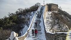 Koronavírus: lezárták a kínai nagy falat