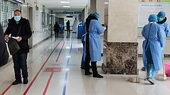 Elhagyta a kórházat az utolsó koronavírusos fertőzött Vuhanban