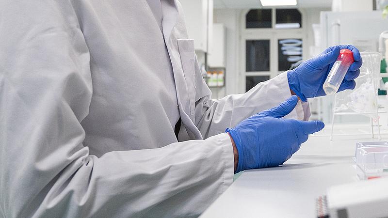Már van egy magyar koronavírus-fertőzött