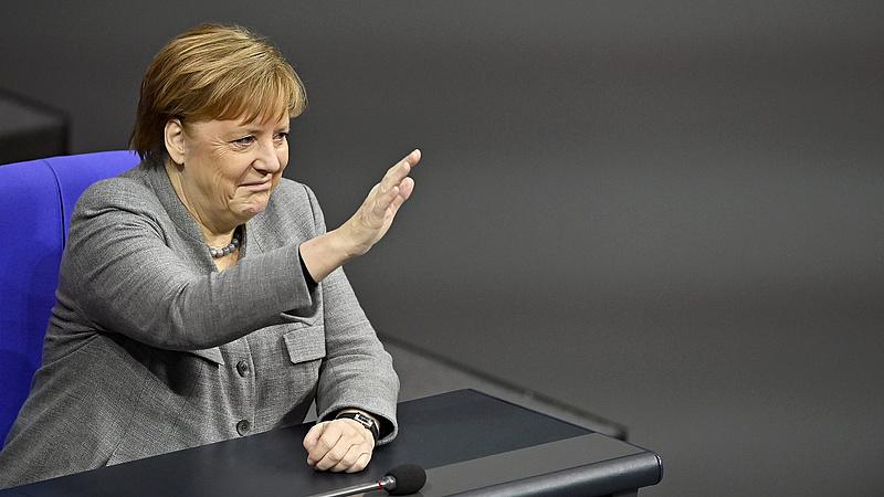 Koronavírus: Angela Merkel is fertőzött lehet