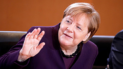 Merkel felteszi a koronát élete művére