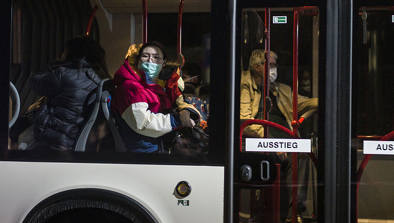 Koronavírus: a tisztifőorvos a Vuhanból hazahozott magyarokról beszélt