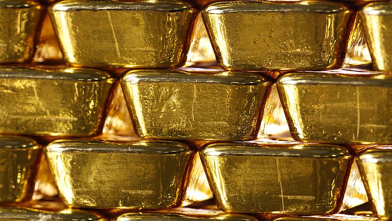 Az aranynak lőttek, befagyott a piac