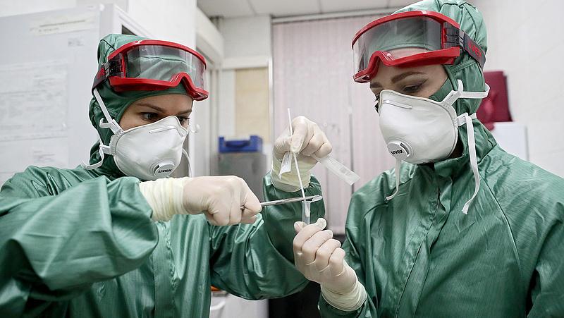Gyógyszerek koronavírus-fertőzöttek kezelésére | MTA