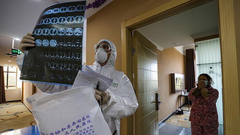 Koronavírus: nem különítik el a karanténban a potenciális vírushordozókat
