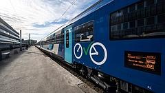 Sűrűbben közlekednek a vonatok a Balatonra