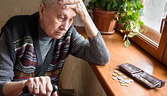 Nehéz jövő vár a nyugdíjasokra