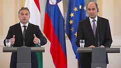 Brüsszeltől kérik a magyar kormány rendreutasítását a szlovénok