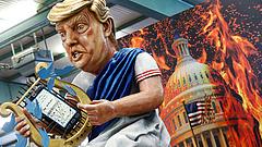 Trump rontott a koronavírus-helyzeten