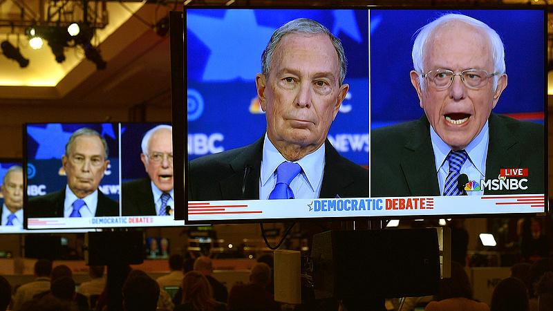 Amerikai elnökválasztás: kopaszok harca egy fésűért