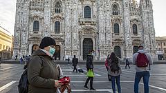 Egy nap alatt 133 áldozatot követelt a járvány Olaszországban