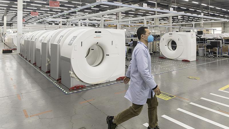 Így védik a gyárakat a koronavírus hatásaitól