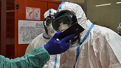 Koronavírus: egy magyar nőt mentő vitt kórházba a fertőzés gyanúja miatt