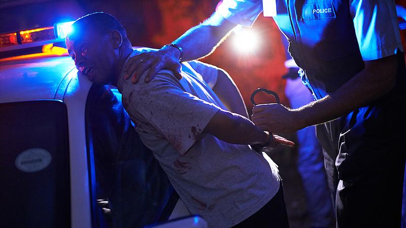Éjszakai razziát tartottak a Belvárosban