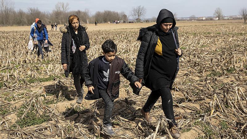 Csetepaté a török határon