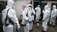 Koronavírus: így terjed Európában és az USA-ban