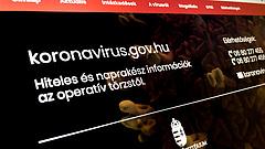 Koronavírus: végre elindult a kormányzati honlap
