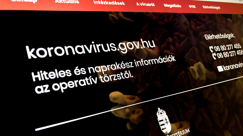 Koronavírus: 6-ra nőtt az elhunytak száma