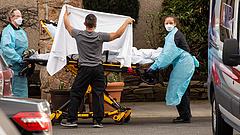 Koronavírus: halálos áldozatok Németországban
