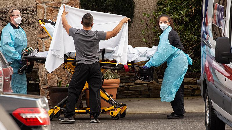 Koronavírus: romlik a helyzet Franciaországban és Olaszországban