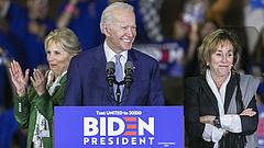 Újabb meghatározó győzelmet aratott Biden