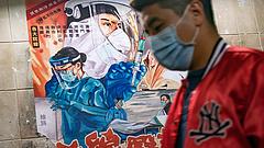 Koronavírus: a kínaiak állítólag már túl vannak a csúcson