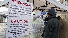 Koronavírus: borzasztó állapotok Olaszországban