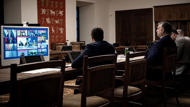 Ismét a külföldi média célkeresztjében az Orbán-kormány