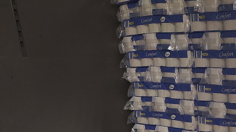 Koronavírus: az Auchan, a Penny, a Tesco és a többi boltlánc üzent a vásárlóknak