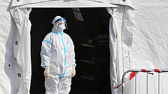 A koronavírus-járvány megállíthatatlanul terjed Magyarország szomszédainál