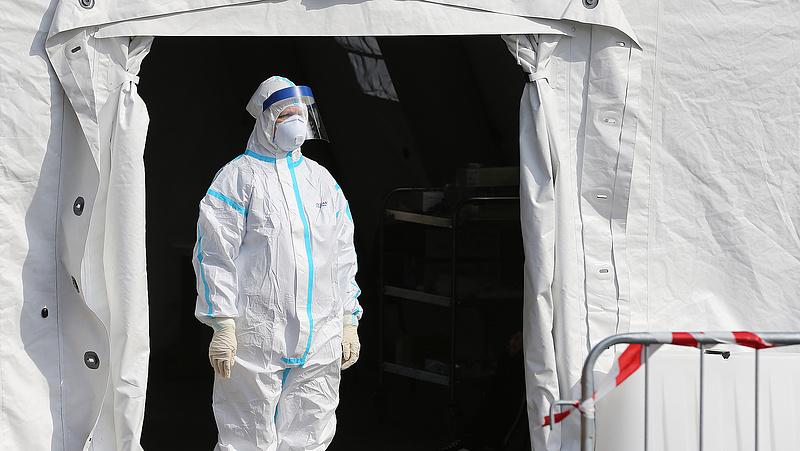 Koronavírus: nagyot ugrott a magyar fertőzöttek száma