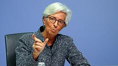 Christine Lagarde mindenre nyitott az eurozóna megsegítésében