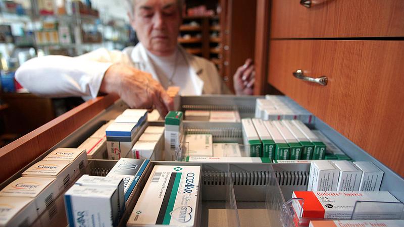 Hol fogy a legtöbb gyógyszer Magyarországon?