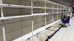 Élelmiszerhiány: döbbenetes adatok érkeztek Nagy-Britanniából