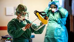 A koronavírus-járvány az európai országokat sorra maga alá gyűri