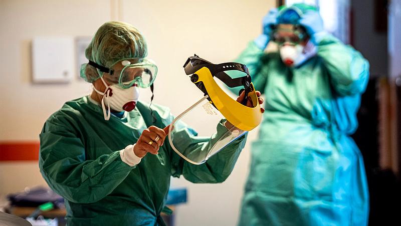 Koronavírus: MIskolcon a Semmelweis kórházat alakítják át járványkórházzá