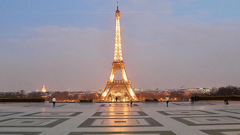 Két számjegyű lehet a francia gazdaság csökkenése