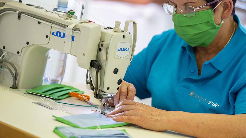Törökország lefoglalhatja a maszkgyártó vállalatokat