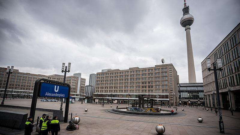 Amúgy sem volt jó állapotban Németország, most a járvány padlóra küldi
