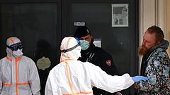 Koronavírus: percek alatt megtelnek a megüresedett kórházi ágyak