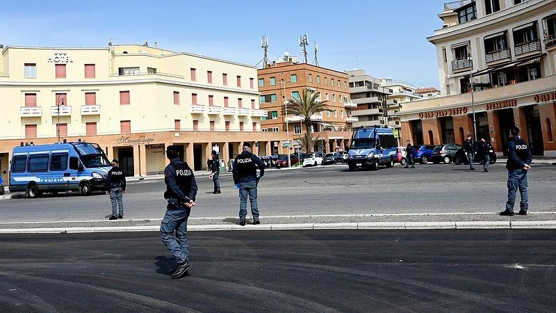 Olaszország: itt a legkedvezőbb vírusadat március eleje óta