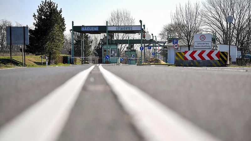 Románia lezárta határait a külföldiek előtt