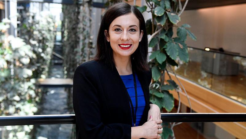 Cseh Katalin is jelentkezett önkéntes orvosnak