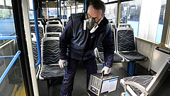 Budapest: újra fel lehet szállni az első ajtón a buszokra