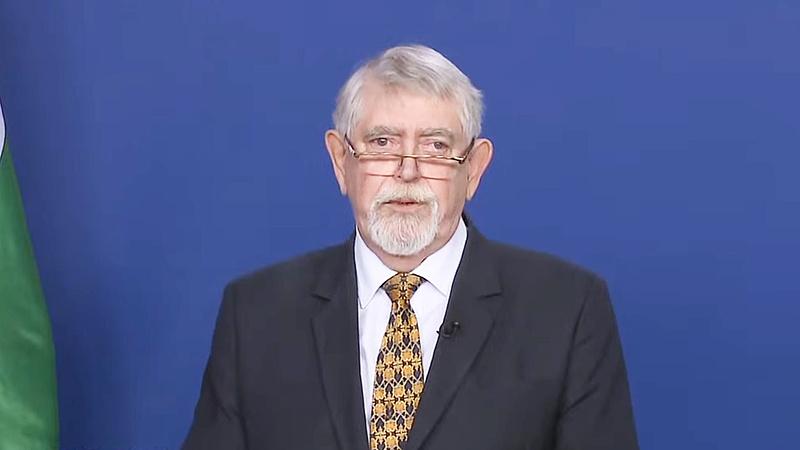 Kásler Miklós külföldön egyeztetett a koronavírusról