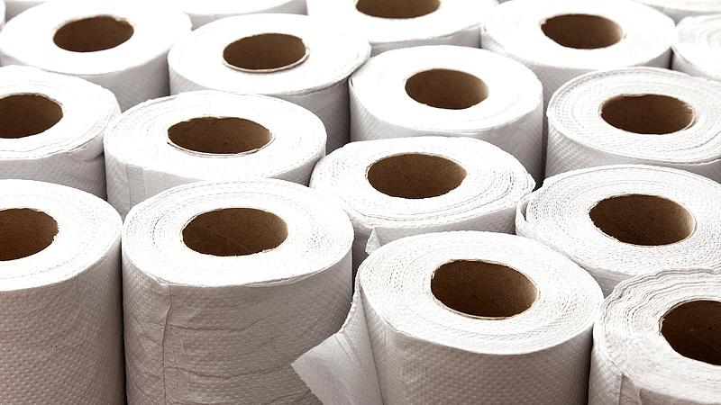 Keményvaluta lett a WC-papír