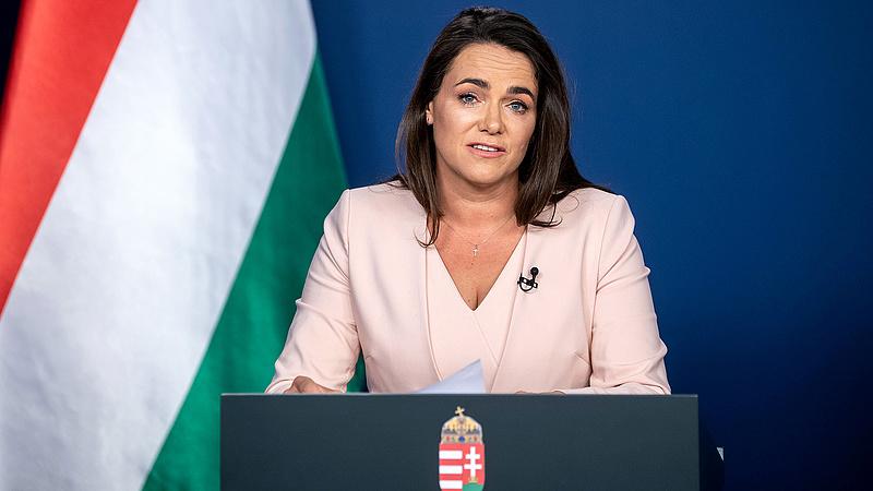 Novák Katalint felmentették és kinevezték