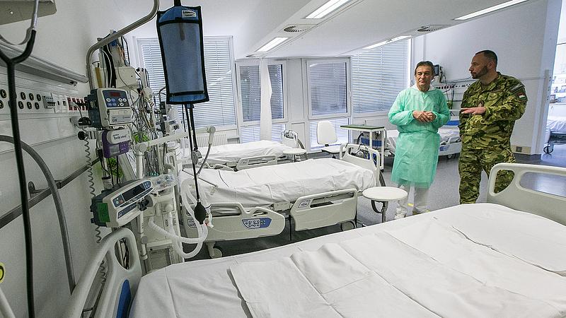 Kiderült, miért nem nyilatkoznak a kórházak járványügyben