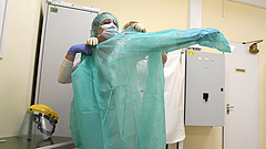 Működésképtelenné vált egy fővárosi kórház belgyógyászati osztálya