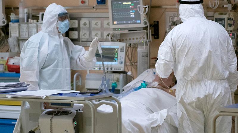 Koronavírus: még mindig rémes adatok jönnek Olaszországból